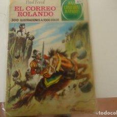 Tebeos: JOYAS LITERARIAS EL CORREO ROLANDO. Lote 207964862