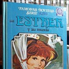 Tebeos: ESTHER Y SU MUNDO 4 (EDITORIAL BRUGUERA) 3ª EDICION 1985 ***ESTADO PERFECTO***. Lote 208025585