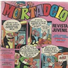 Tebeos: MORTADELO REVISTA JUVENIL, AÑO III, Nº 71. CON MORTADELOS. EDITORIAL BRUGUERA, 1972. Lote 208071233