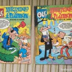 Tebeos: MORTADELO Y FILEMON EDITORIAL BRUGUERA 5 EDICIÓN 1982. Lote 208171586