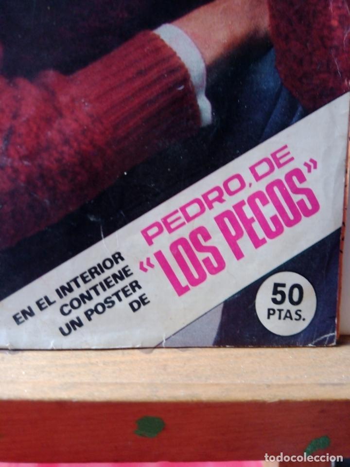Tebeos: SUPER LILY PORTADA MIGUEL BOSE -POSTER DE UNO DE PECOS - - Foto 2 - 208174733