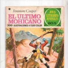 Tebeos: N° 12 JOYAS LITERARIAS JUVENILES. EDITORIAL BRUGUERA, S.A.. Lote 208292165