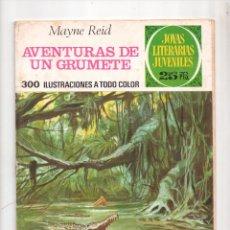 Tebeos: N° 143 JOYAS LITERARIAS JUVENILES. EDITORIAL BRUGUERA, S.A. 1ª EDICION.. Lote 208293891