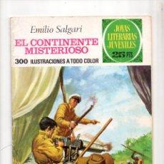 Tebeos: N° 174 JOYAS LITERARIAS JUVENILES. EDITORIAL BRUGUERA, S.A. 1ª EDICION.. Lote 208294011