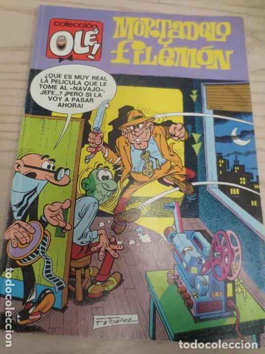 MORTADELO Y FILEMON N 83 - AÑO 1990 (Tebeos y Comics - Bruguera - Mortadelo)