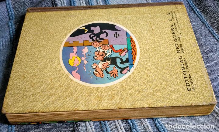 Tebeos: Tomo XI Super humor. 1a edición 1976. 360 páginas de Mortadelo y Filemón. Bruguera. - Foto 8 - 208347936