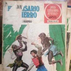 Tebeos: EL CORSARIO DE HIERRO - Nº 36 - EL HECHIZO DE OGAMBO. Lote 208358793