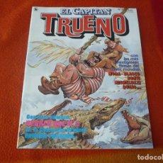 Tebeos: EL CAPITAN TRUENO Nº 7 ( MORA BLASCO QUINO ) ¡MUY BUEN ESTADO! REVISTA BRUGUERA 1986. Lote 208451265