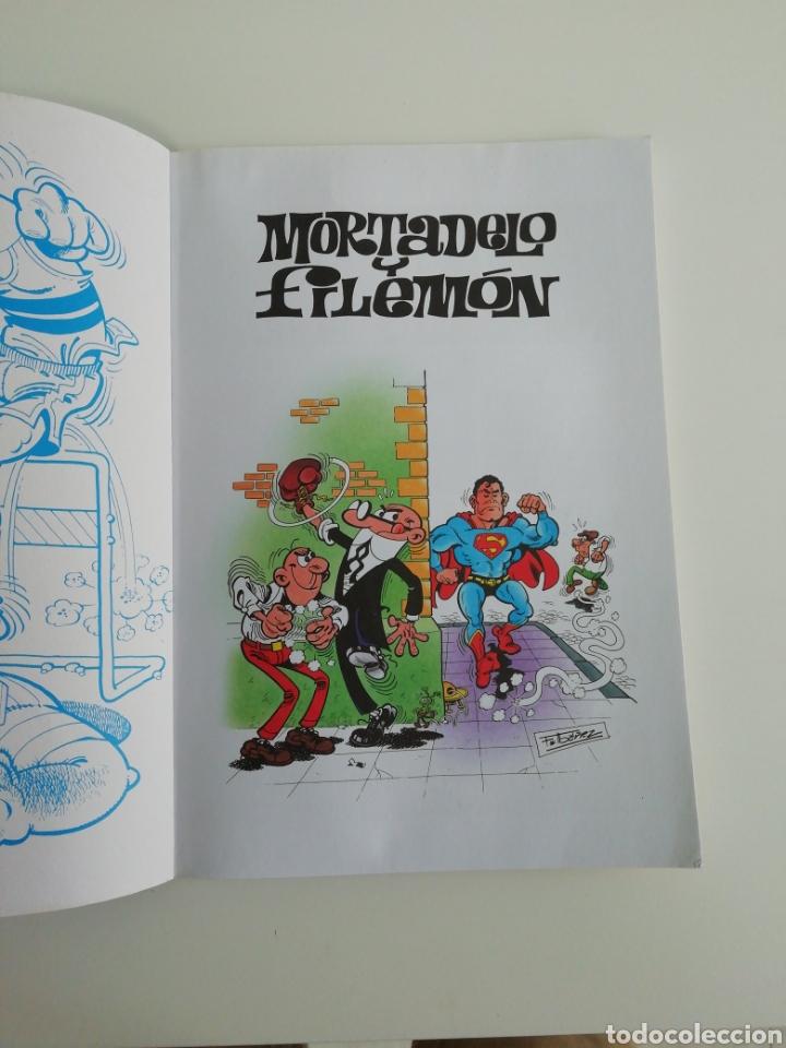 Tebeos: Mortadelo y filemon N°135 - Foto 3 - 208480515