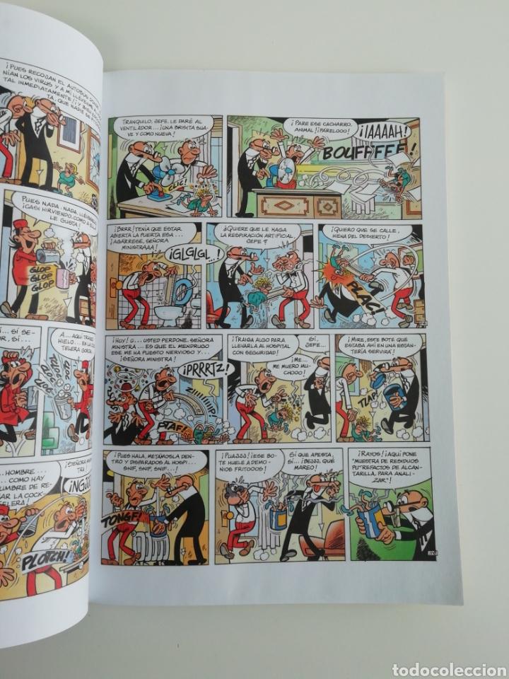 Tebeos: Mortadelo y filemon N°135 - Foto 4 - 208480515