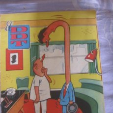 Tebeos: DDT Nº 314 EDITORIAL BRUGUERA.. Lote 208492532