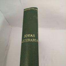 Tebeos: JOYAS LITERARIAS JUVENILES: 16 NOVELAS DE JULIO VERNE RETAPADAS EN PIEL CON DORADOS EN LOMO. Lote 208903856