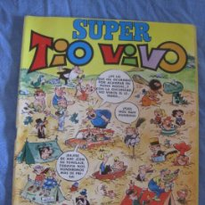 Tebeos: SUPER TIO VIVO Nº3.. 21 AGOSTO 1972.. Lote 208960066