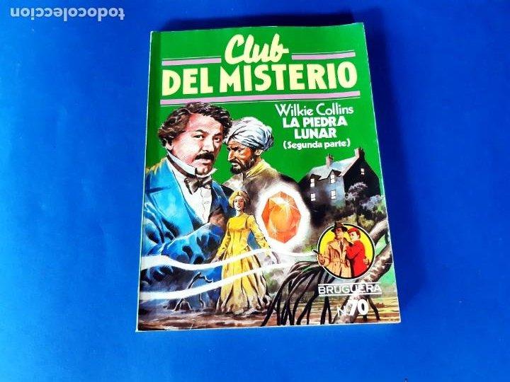 Tebeos: LOTE DE 7 CLUB DEL MISTERIO -EXCELENTE ESTADO - Foto 5 - 208990573