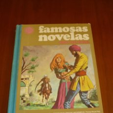 Tebeos: N° 12 FAMOSAS NOVELAS, TOMO XII. 2ª EDICION 1979.JOYAS LITERARIAS JUVENILE. EDITORIAL BRUGUERA, S.A.. Lote 208995792