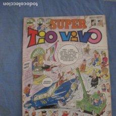 Tebeos: SUPER TIO VIVO NUMERO EXTRA 1974.. Lote 209000205