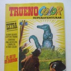 Livros de Banda Desenhada: TRUENO COLOR - EXTRA Nº 7 - TERCERA EPOCA - SUPERAVENTURAS - BRUGUERA MUCHOS MAS EN VENTA SD01. Lote 209027496