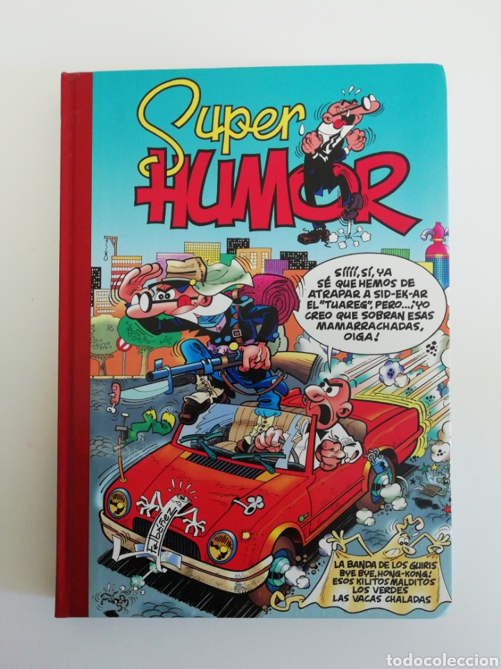 SUPER HUMOR MORTADELO Y FILEMON NÚMERO 30 (Tebeos y Comics - Bruguera - Super Humor)