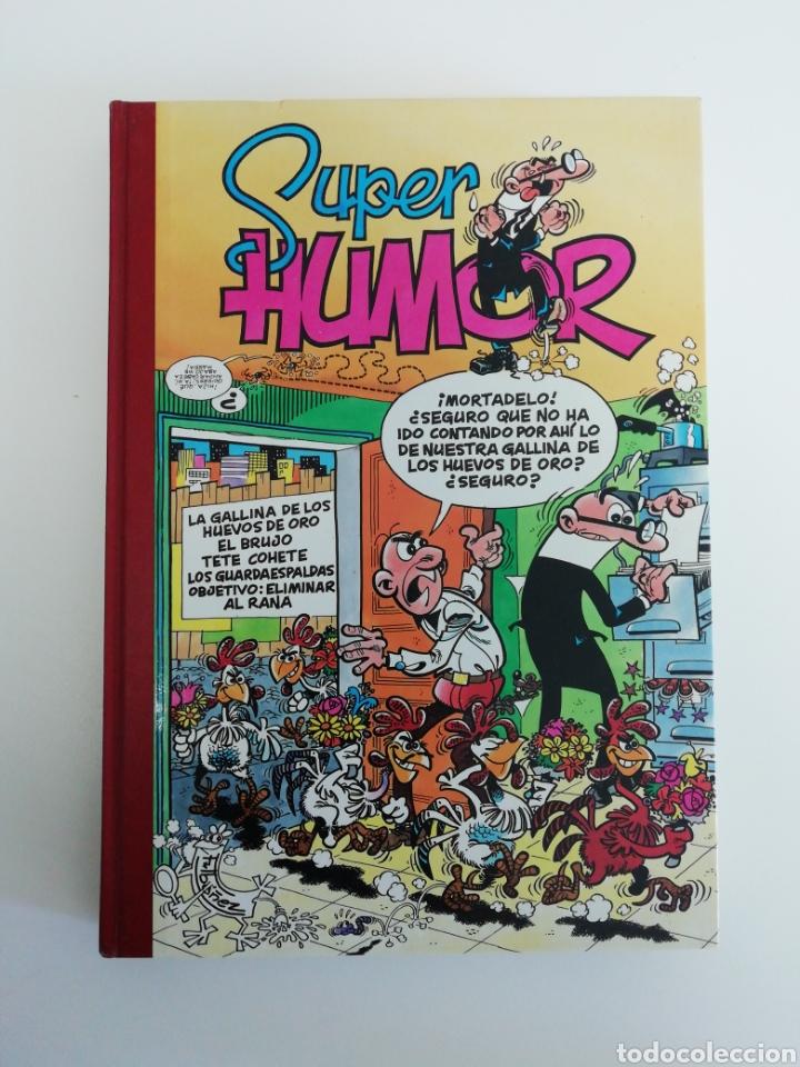 SUPER HUMOR MORTADELO Y FILEMON NÚMERO 7 (Tebeos y Comics - Bruguera - Super Humor)