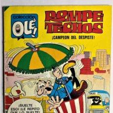 Tebeos: COMIC TEBEO COLECCION OLE ROMPETECHOS CAMPEON DEL DESPISTE Nº 36 AÑO 1984 DE BRUGUERA. Lote 209052925