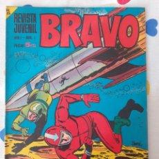 Tebeos: BRAVO-REVISTA JUVENIL- Nº 1 -MARAVILLOSO COMIENZO-TANGUY-BLUEBERRY-A-TALON-1968-BUENO-HISTÓRICO-3641. Lote 209057217