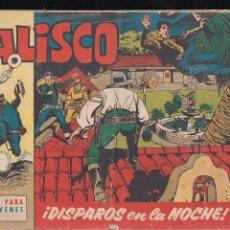 Tebeos: JALISCO Nº 5: DISPAROS EN LA NOCHE. Lote 209090585