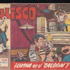 Tebeos: JALISCO Nº 13: LUCHA EN EL SALOON. Lote 209090810