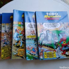 Tebeos: LOTE 5 CÓMIC TODO MORTADELO Y FILEMON. Lote 209114495