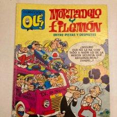 Giornalini: COLECCION OLE Nº 83 MORTADELO Y FILEMON. NUMERO EN LOMO. 2ª SEGUNDA EDICION BRUGUERA 1975. Lote 209169045