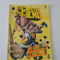 Livros de Banda Desenhada: EL CAPITÁN TRUENO NÚMERO 48 EDICIÓN HISTÓRICA 1988 1 EDICIÓN EDICIONES B. Lote 209310125