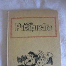Tebeos: LOS PICAPIEDRA Nº 19. EDITORIAL BRUGUERA 1ª ED. JUNIO 1970.. Lote 209365103