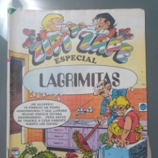 Tebeos: ZIPI Y ZAPE ESPECIAL LAGRIMITAS. Lote 209389605