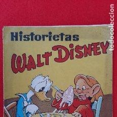 Tebeos: HITORIETAS DE WALT DISNEY RARO 2,50 PESETAS BRUGUERA VER FOTOS ORIGINAL CT1. Lote 209608378