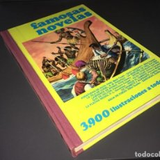 Tebeos: FAMOSAS NOVELAS BRUGUERA VOLUMEN IV. Lote 209612240