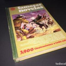 Tebeos: FAMOSAS NOVELAS BRUGUERA VOLUMEN XVI. Lote 209612450