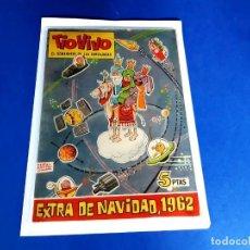 Tebeos: TIO VIVO - EXTRA DE NAVIDAD -1963-EXCELENTE ESTADO. Lote 209613235