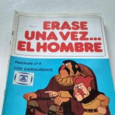 Tebeos: ÉRASE UNA VEZ... EL HOMBRE - FASCÍCULO 9. Lote 209632402