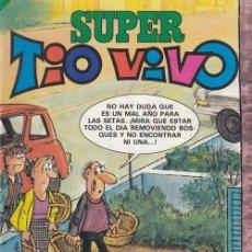 Tebeos: SUPER TIO VIVO - BRUGUERA Nº 133. Lote 209669441