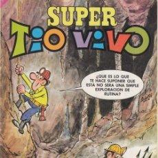 Tebeos: SUPER TIO VIVO - BRUGUERA NUMERO EXTRA CONTIENE LOS MORTADELOS. Lote 209669837