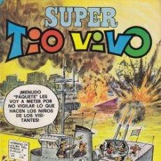 Tebeos: SUPER TIO VIVO - BRUGUERA NUMERO EXTRA. Lote 209670705