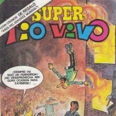 Tebeos: SUPER TIO VIVO - BRUGUERA Nº 127 INCLUYE LOS CROMO - MARADONA KEMPES JUANITO GORDILLO LAURIDSEN. Lote 209671203