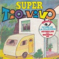 Tebeos: SUPER TIO VIVO - BRUGUERA Nº 113 INCLUYE LAS FICHAS - CHILE EL SALVADOR ESCOCIA Y ESPAÑA. Lote 209671390