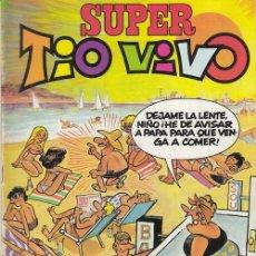 Tebeos: SUPER TIO VIVO - BRUGUERA Nº 130. Lote 209671730