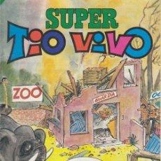 Tebeos: SUPER TIO VIVO - BRUGUERA Nº 134. Lote 209671870