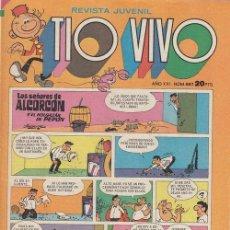 Giornalini: TIO VIVO - BRUGUERA - REVISTA JUVENIL Nº 887. Lote 209674780