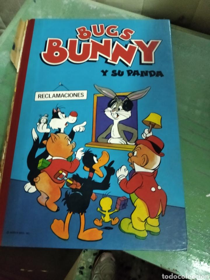 BUGS BUNNY Y SU PANDA. N° 21 EDICIÓN 1984 (Tebeos y Comics - Bruguera - Super Humor)