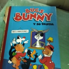 Tebeos: BUGS BUNNY Y SU PANDA. N° 21 EDICIÓN 1984. Lote 209775360