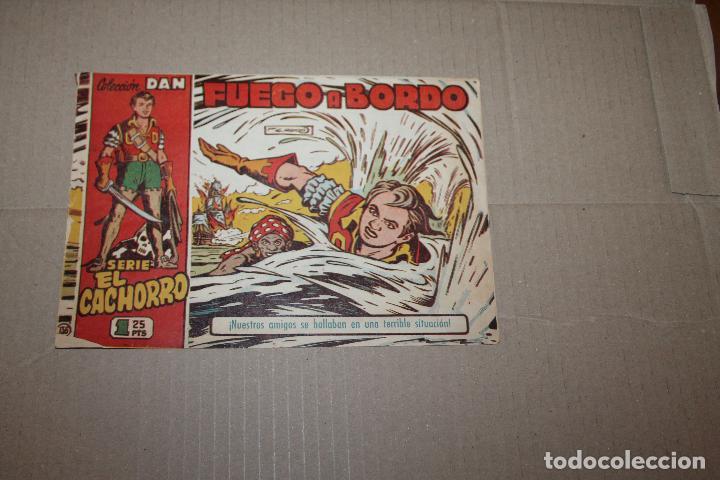 EL CACHORRO Nº 136, EDITORIAL BRUGUERA (Tebeos y Comics - Bruguera - El Cachorro)