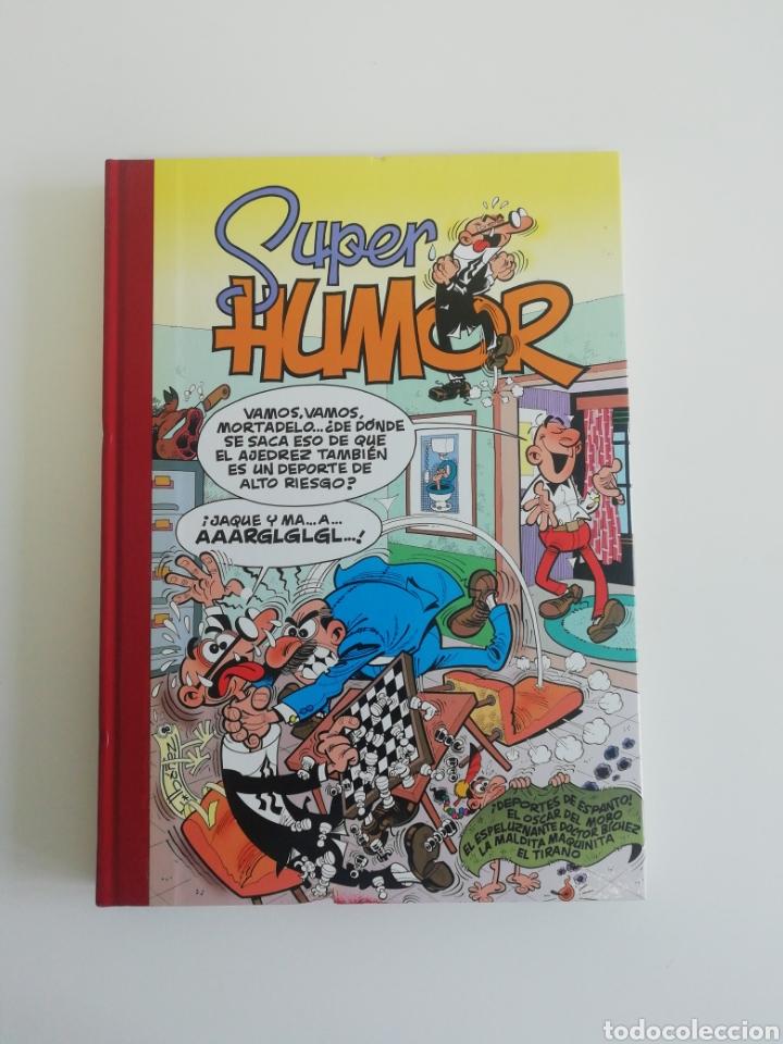 SUPER HUMOR MORTADELO Y FILEMON NÚMERO 31 (Tebeos y Comics - Bruguera - Super Humor)