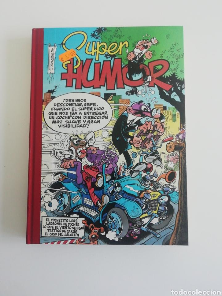 SUPER HUMOR MORTADELO Y FILEMON NÚMERO 6. (Tebeos y Comics - Bruguera - Super Humor)